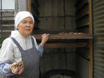干し椎茸の農家 三城英子さん